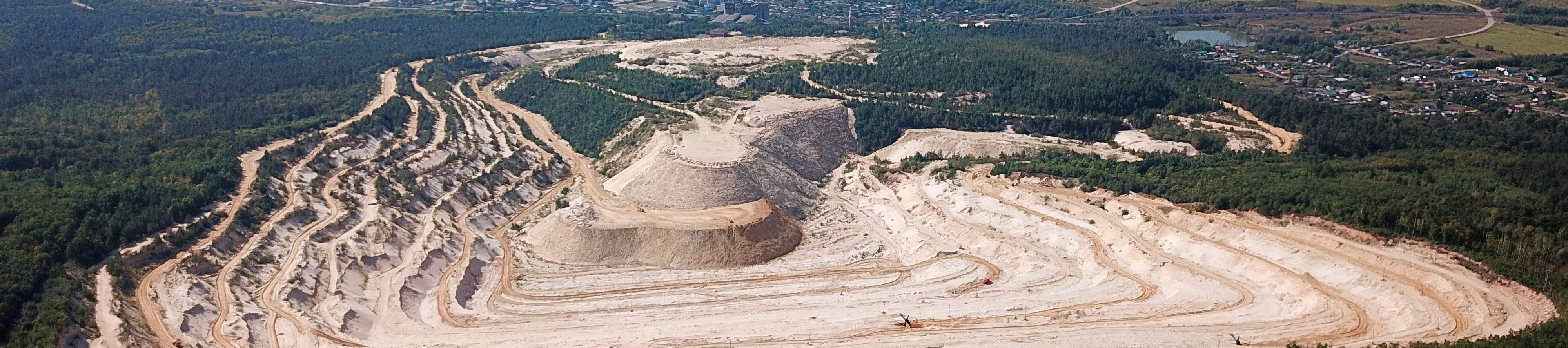 ГОК Кварцверке Балашейские пески